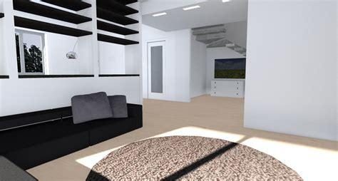 Creare Ingresso In Soggiorno by Villa Nel Verde Esempio Di Progetto