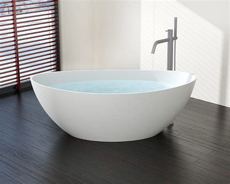 badewanne keramik modern freestanding bathtub model bw 03 l badeloft usa