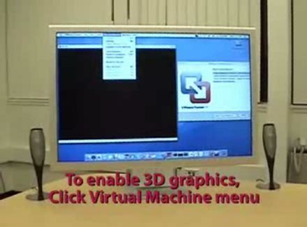 vmware video hints at full directx virtualization in os x
