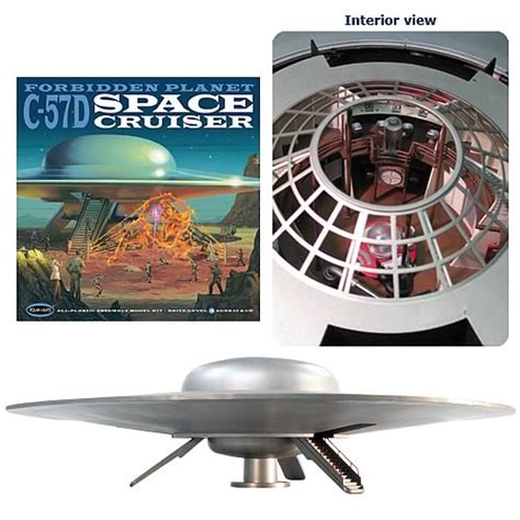 Home Interior Wholesale forbidden planet c 57d space cruiser model kit round 2