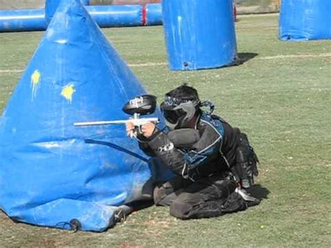 paintball speed ball action high intensity geo 2.1, ego 11