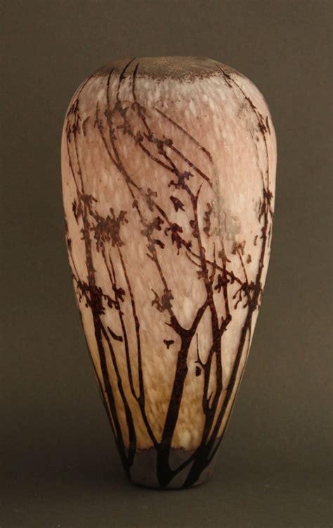 Decorative Branches For Vases by Etched Branch Vase 15 Quot Unique Accent Decorative Vases By