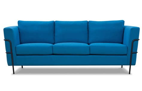 blue sofas and loveseats blue 3 seater sofa home furniture out out