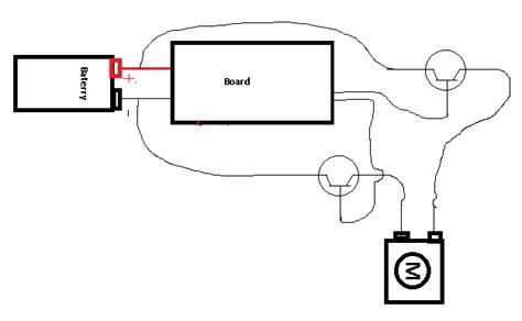 shunt compound motor wiring diagram transformer
