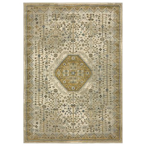 Ornamental Rugs by Touchstone 5 3 Quot X7 10 Quot Rectangle Ornamental Area Rug Rotmans Rugs Worcester Boston Ma