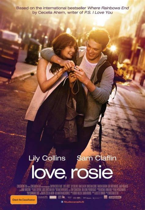 film romance a voir love rosie film 2014 senscritique