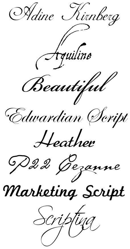 tattoo fonts that look like handwriting 17 best ideas about delicate fonts on