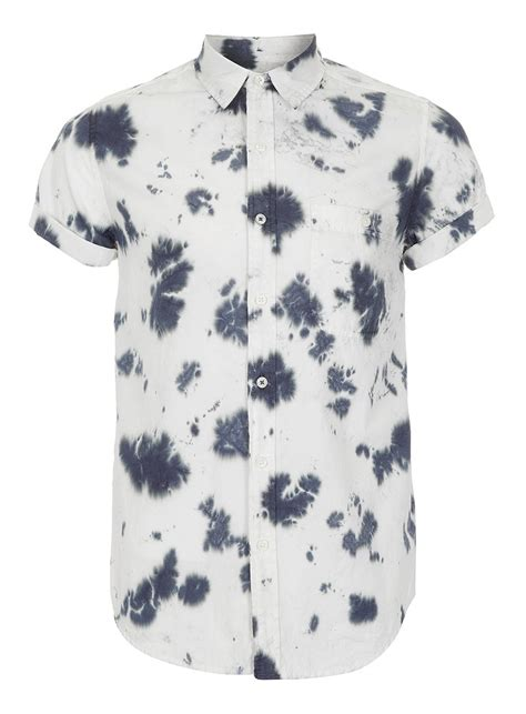 Kaos Amazing Graphic 2 indigo tie dye shirt fashion sleeve