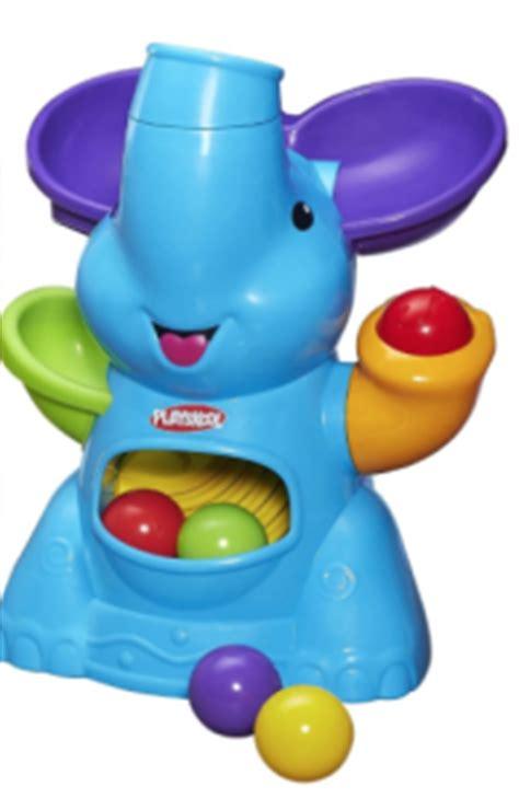 amazon: playskool blue elephant ball popper toy for $12.49