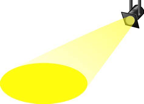 Stage Light Clip Art At Clker Com Vector Clip Art Online Animated Lights Clipart