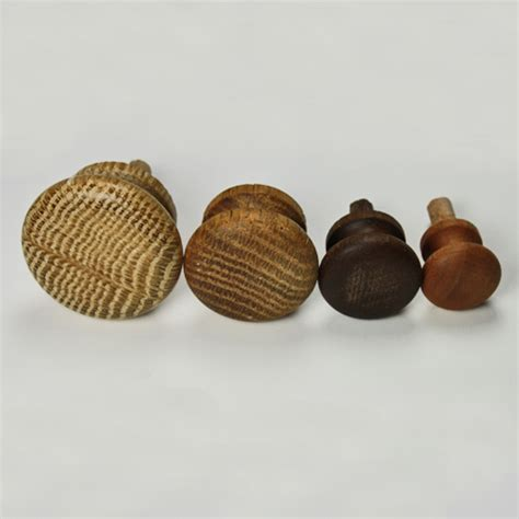 Wood Knobs by Solid Wood Pull Knob Rosewood