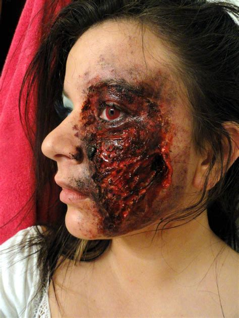 34 SCARY HALLOWEEN MAKEUP IDEAS ..   Godfather Style