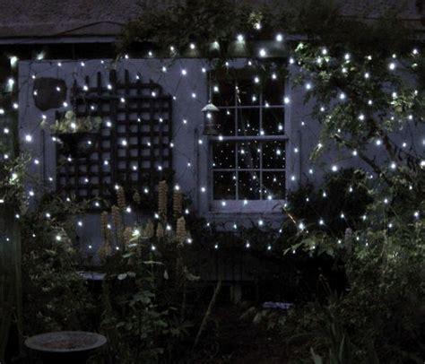 netting christmas lights