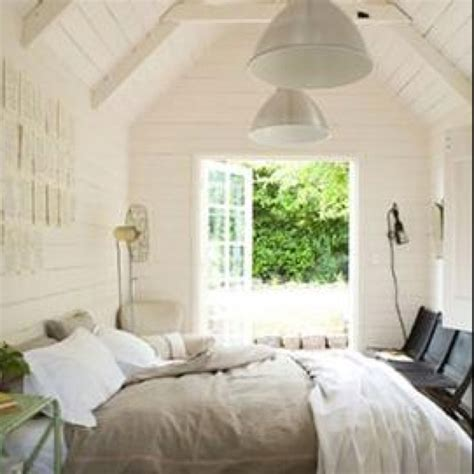 garden shed converted to guest bedroom bungalow recon
