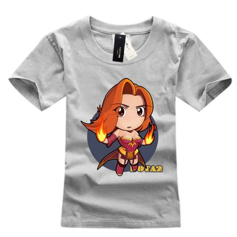 Dota 6 T Shirt dota lina tees cheap black t shirt for mens wishining
