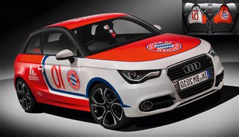 Audi M Nchen Jobs by Audi 1 Bayern Munich Logo Limited Edition Audi 1 Bayern