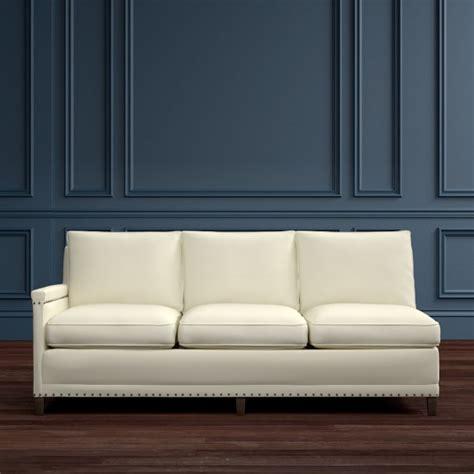 addison sofa addison customizable sectional sofa williams sonoma