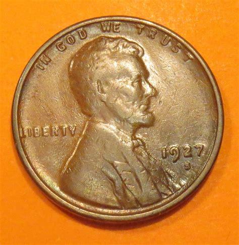 penny s 1927 s copper penny best ebay