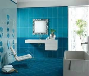 badezimmer blau fliesen badezimmer ideen mit blau keramikfliesen f 252 r