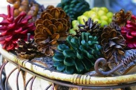 Colored Pine Cones For Fireplace by Pine Cone Diy Bob Vila