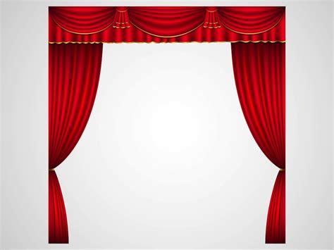 theatre curtain clipart theater curtains