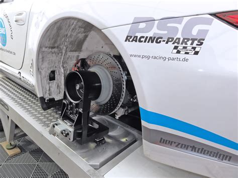 Porsche 911 CUP PSG Racing Parts