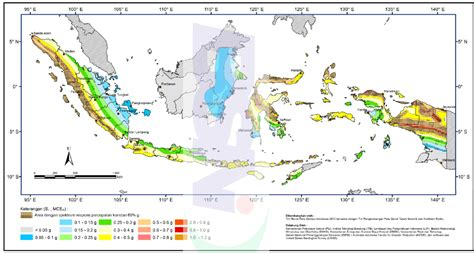desain spektra indonesia perencanaan beban gempa sesuai sni 03 1726 2012 part 1