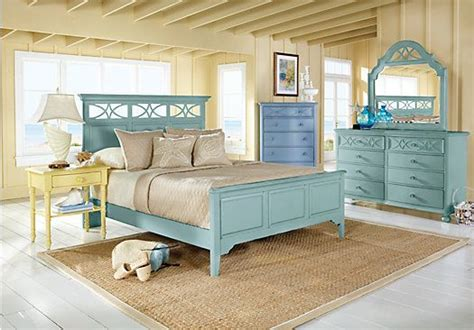cindy crawford bedroom furniture discontinued shop for a cindy crawford home seaside green panel 5 pc