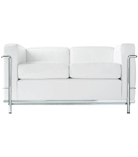 divano le corbusier lc2 divano 2 posti cassina milia shop