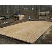 C&243mo Construir Un Deck Paso A Con Palets  Notas La