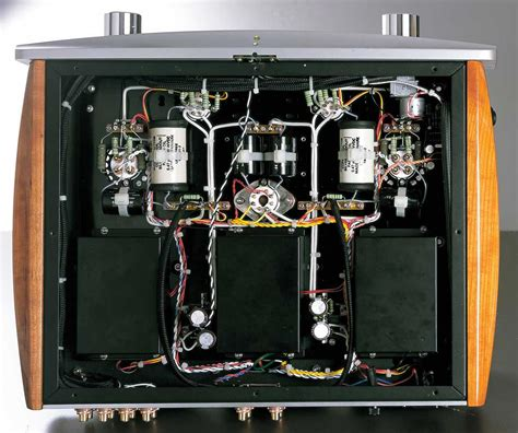 melody valve p vacuum tube preamplifier review