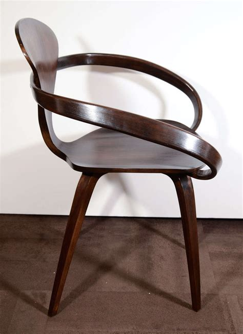 Bentwood Desk Chair by Modernist Bentwood Desk Chair Designed By Norman Cherner