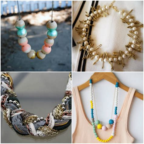 creare ladari fai da te collane fai da te creare accessori unici roba da donne