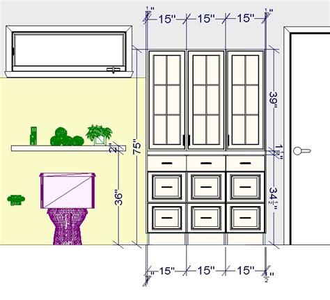 lidingo linen closet dimensions