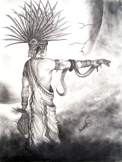 imagenes de aztecas a lapiz dibujos aztecas para tatuajes ecro tattoo tattooskid