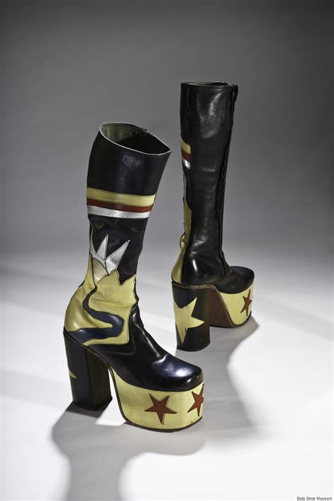 high heeled mens boots high heels for show just how much gender expression