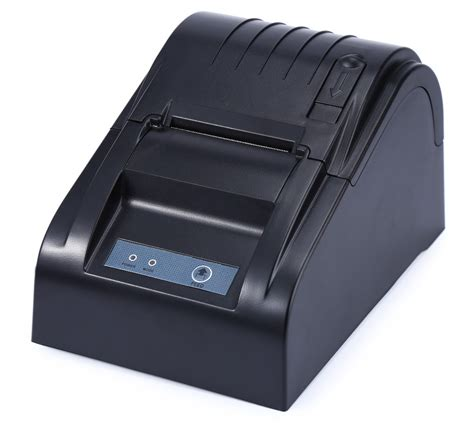 Printer Lazada zj 5890t 58mm usb thermal receipt printer black lazada malaysia