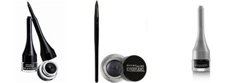 Eyeshadow Drugstore Bagus eyeliner gel bagus dari drugstore daily