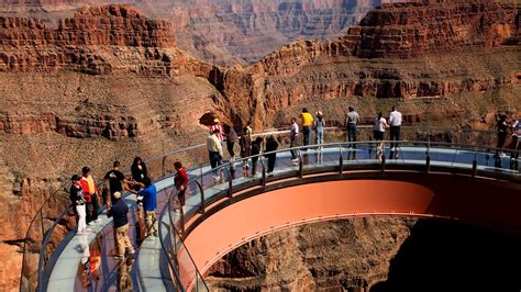 west rim bus tour with helicopter boat cruise and skywalk west rim motorcoach tour with skywalk grand canyon one point