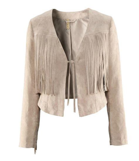 Fringe Fringe Tasya Jaket fringe jackets jackets