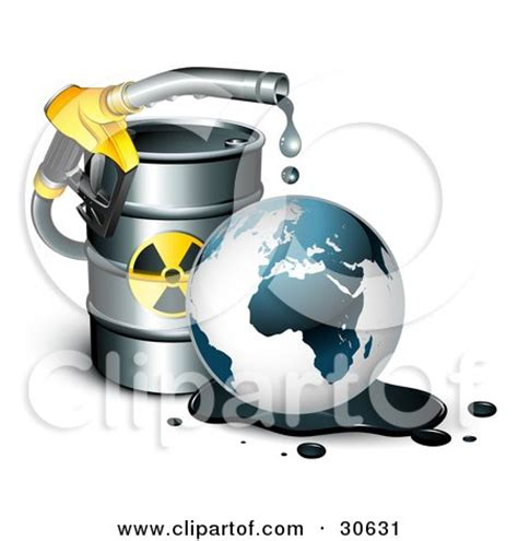 royalty free (rf) clipart illustration of a dripping
