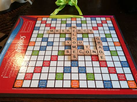 17 Best Images About Scrabble Theme On