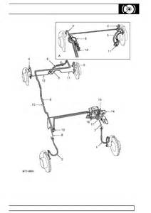 Abs Brake System Operation Land Rover Workshop Manuals Gt Range Rover P38 Gt 70