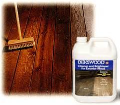 tcm deckswood cleaner
