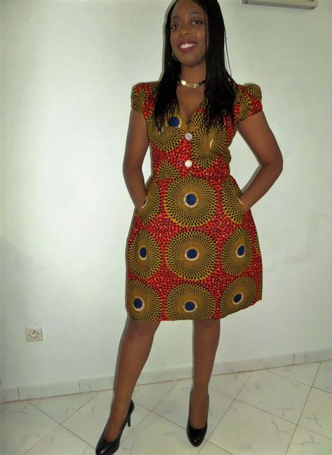 robe soiree en pagne 2015 25 best ideas about robe en pagne africain on pinterest