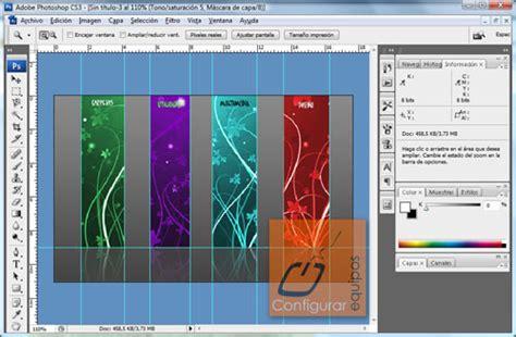 hacer imagenes vectoriales photoshop c 243 mo crear un fondo de escritorio con photoshop