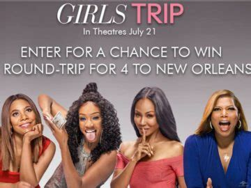New Orleans Sweepstakes - cinemark girls trip to new orleans sweepstakes
