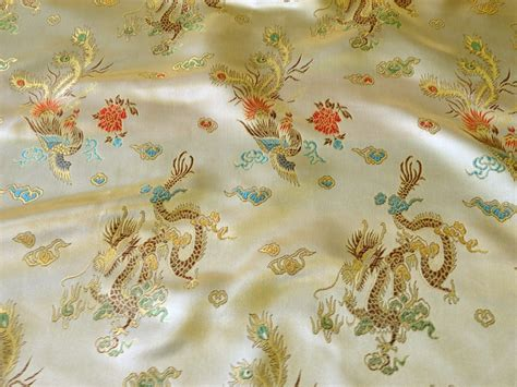 chinese pattern fabric uk luxury brocade fabric curtains prefab homes