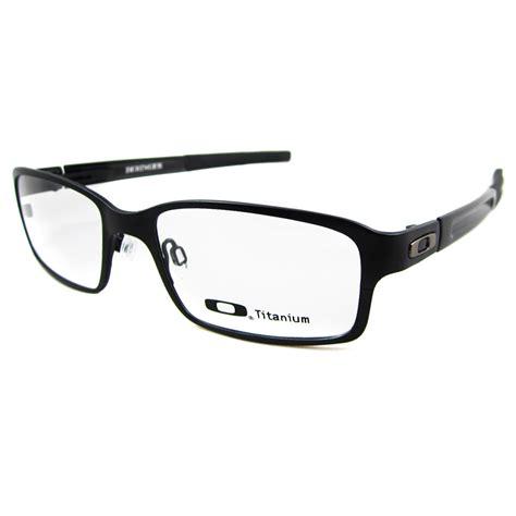 oakley rx glasses frames deringer 5066 01 satin black ebay