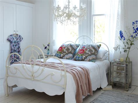 bedroom shabby chic style bedroom by rigby